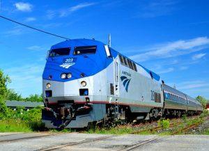 Nonstop Amtrak Service in D.C.
