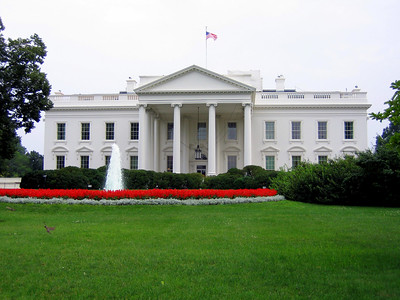 Protest For Truckers At White House