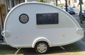 Living Vehicle– The New 'Glamping'