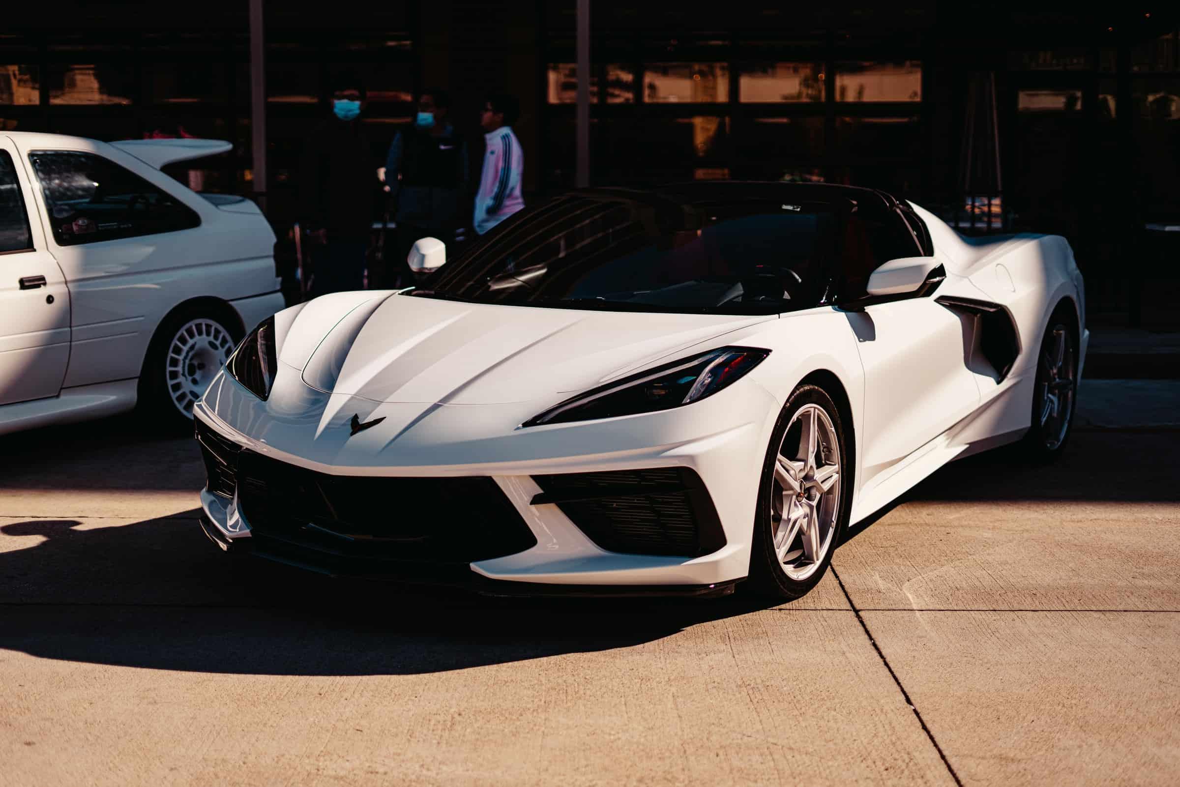 Corvette Z06 Looks Like It Really Rips 600 Horsepower In A 5.5-Liter V-8