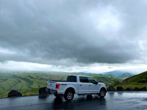 Taillights on Ford F-150, 2022 Edition, Allows Indications Of Heavy Loads